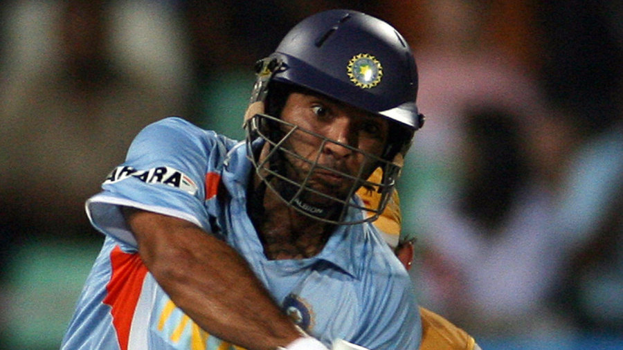 World T20 Rewind Yuvraj Takes On Australia 2007