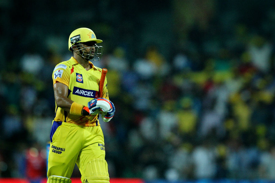 Best of Suresh Raina in the Indian Premier League