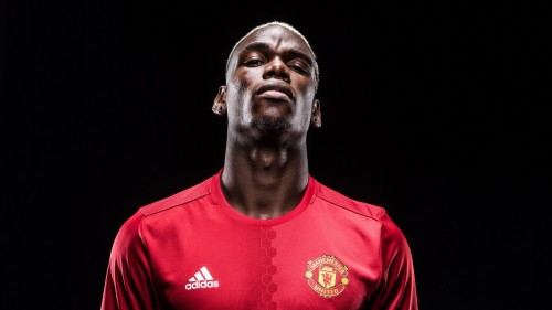 Paul Pogba Manchester United resign