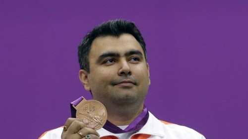 gagan narang London olympics 2012 bronze