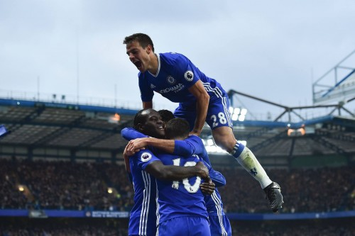 Chelsea Manchester United 4-0