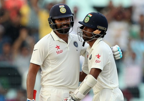 India vs New Zealand 2nd Test Day 3