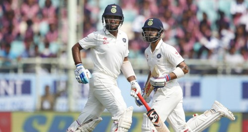 India vs England 2nd Test Day 1