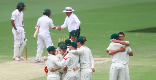 Australia vs Pakistan 2016 1st Test