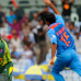 Video: Bhuvneshwar Kumar's first ODI wicket