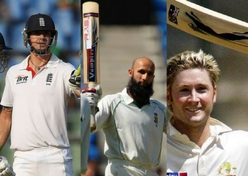 Top innings by foreign players