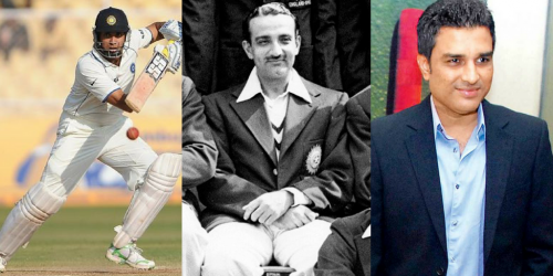 Highest First -Class scorers India