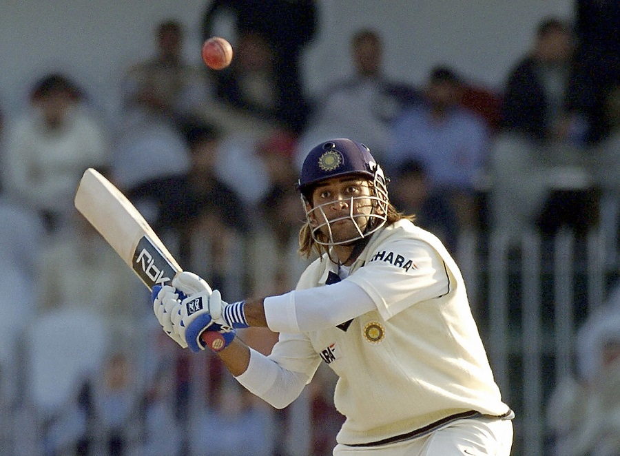 Image result for ms dhoni 148 test