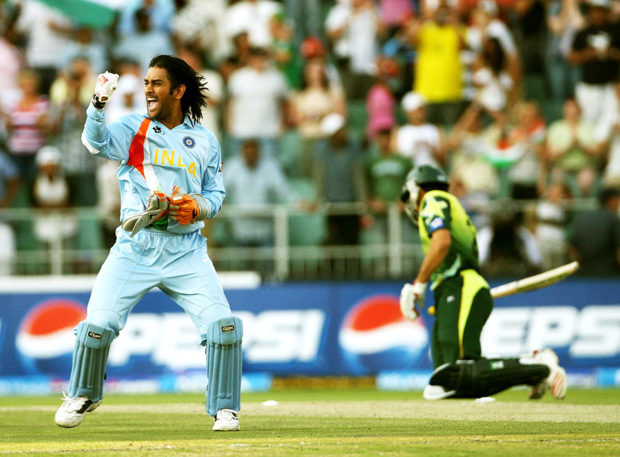 Dhoni T20 World Cup