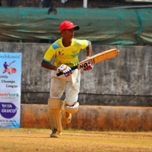 Suryansh Shedge – The 14 year old setting U-16 Cricket ablaze