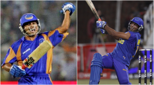 Rajasthan Royals win vs MI (2008)